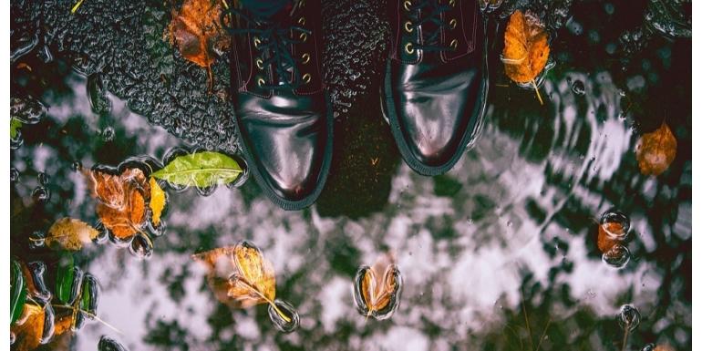 Zabezpiecz buty na jesień