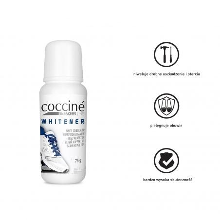 Biała farba do butów - Coccine Whitener
