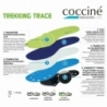 Wkładka dla chodziarzy - COCCINE TREKKING TRACE